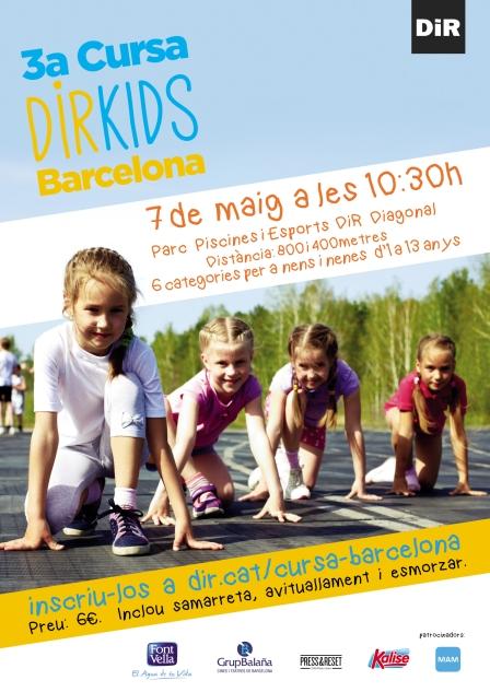 Poster Cursa Kids